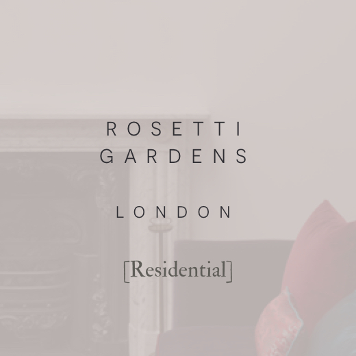 Robert London Design | Interior Design | Architectural Design | Rosetti Gardens