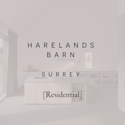 Robert London Design | Interior Design | Architectural Design | Harelands Barn