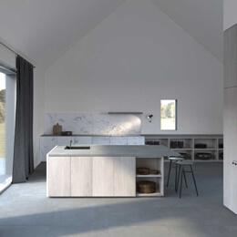 Robert London Design | Interior Design | Architectural Design | Our Projects | Harelands Barn, Surrey
