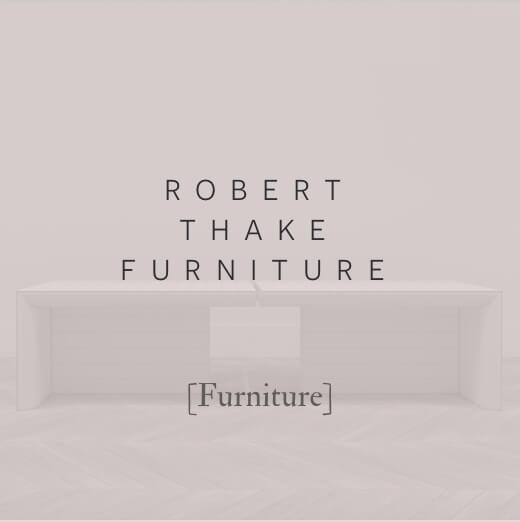 Robert London Design | Interior Design | Architectural Design | Robert Thake Furniture