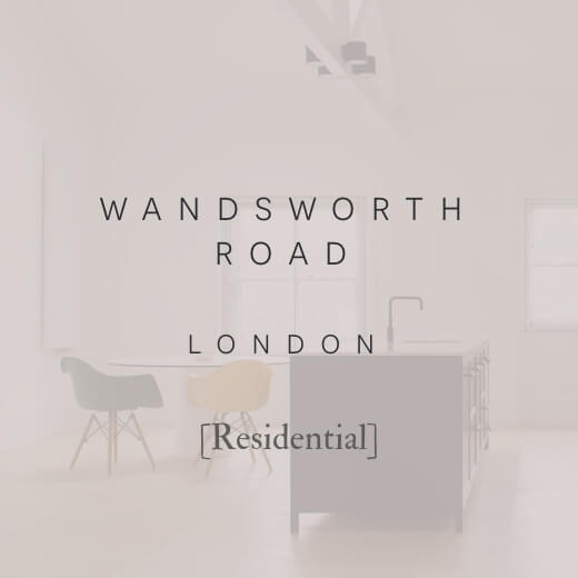 Robert London Design | Interior Design | Architectural Design | Our Projects | Wandsworth Road, London